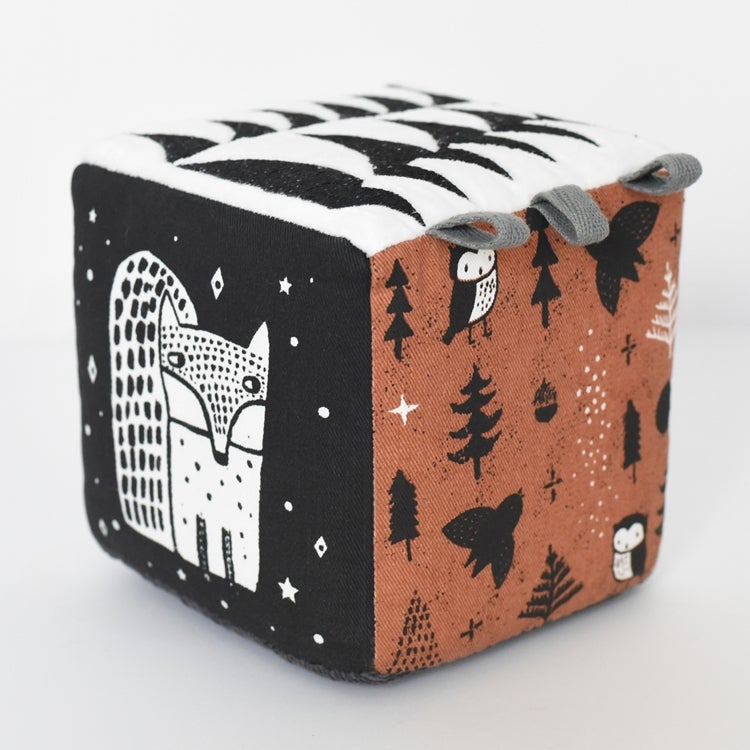 Image of Wee Gallery Soft Blocks - Woodland or Jungle