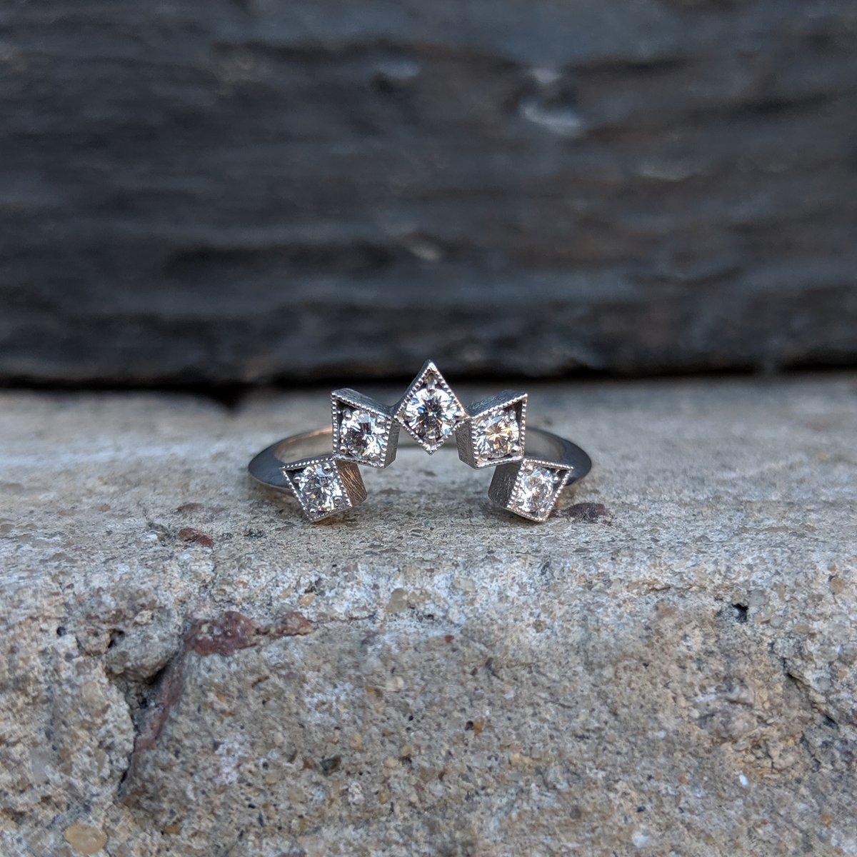 Image of Josephine Star Ring Set