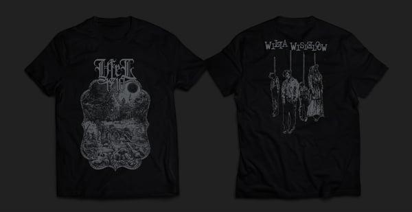 Image of YFEL 1710 - black men's t-shirt