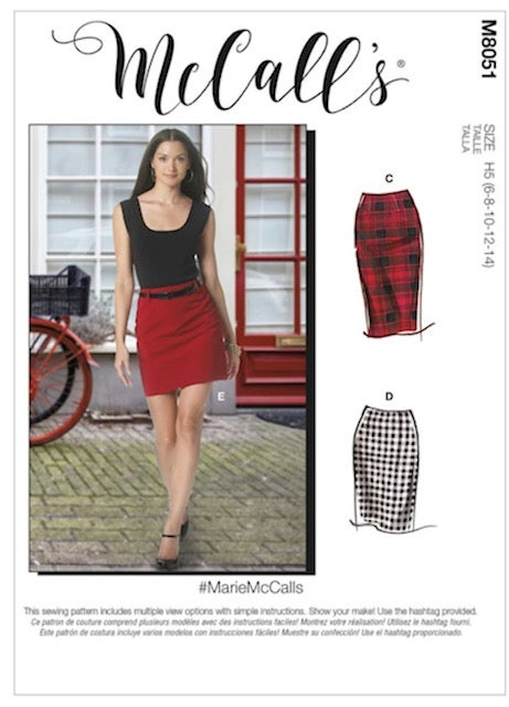 Image of VIRTUAL Class: Learn to Sew! Pencil Skirt Class on Zoom