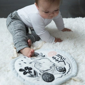 Image of Wee Gallery Organic Meadow Activity Pad