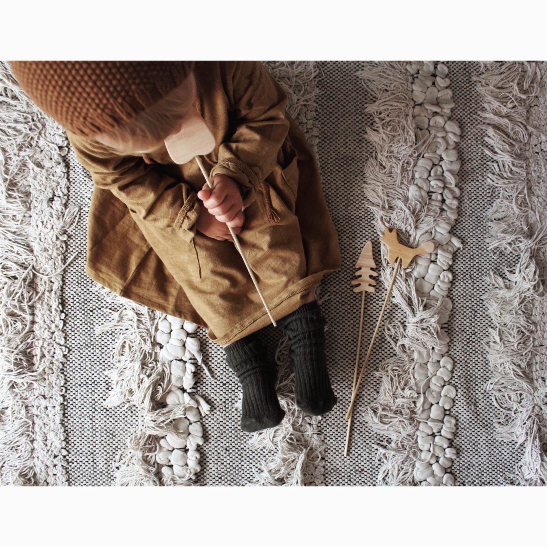 Image of Woodland puppet set