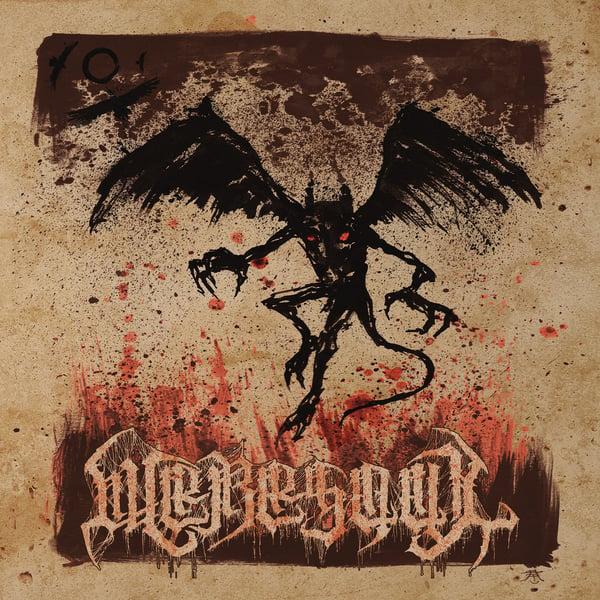 Image of WERESOUL - 'Weresoul' CD