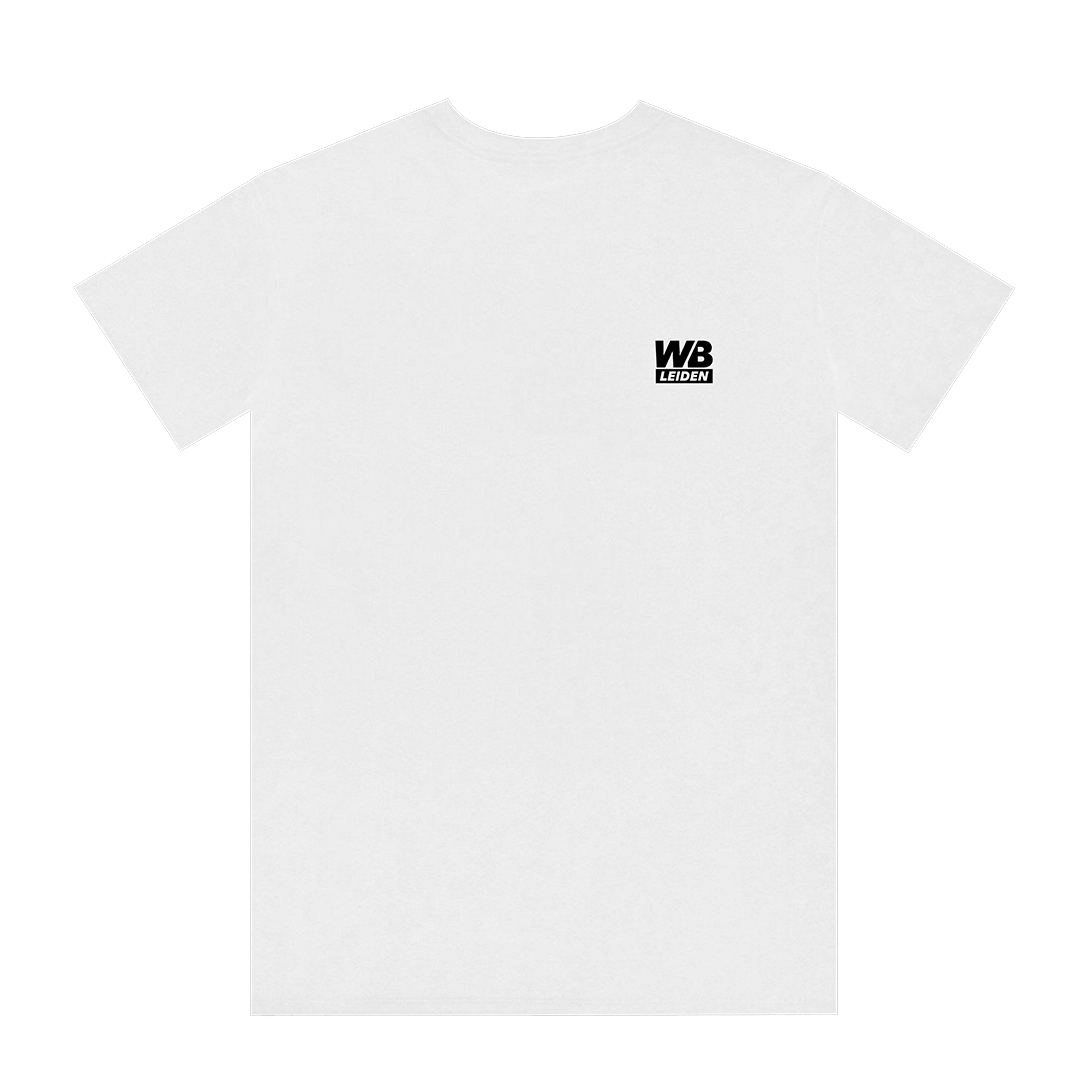 Wibar original T-shirt (white)