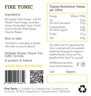Image of Fire Tonic x 1
