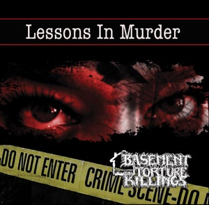 Image of Lessons In Murder CD