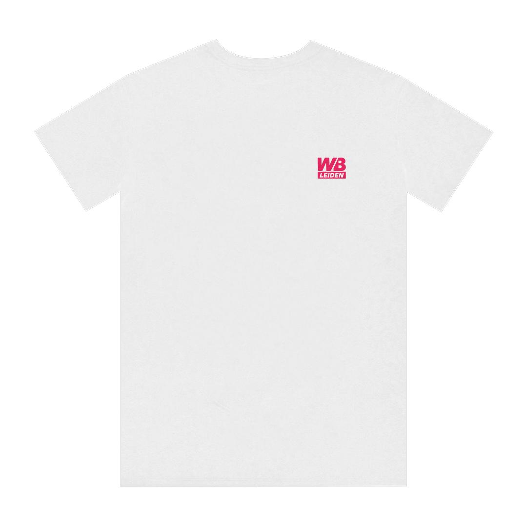 Wibar 90's Rave t-shirt (red)