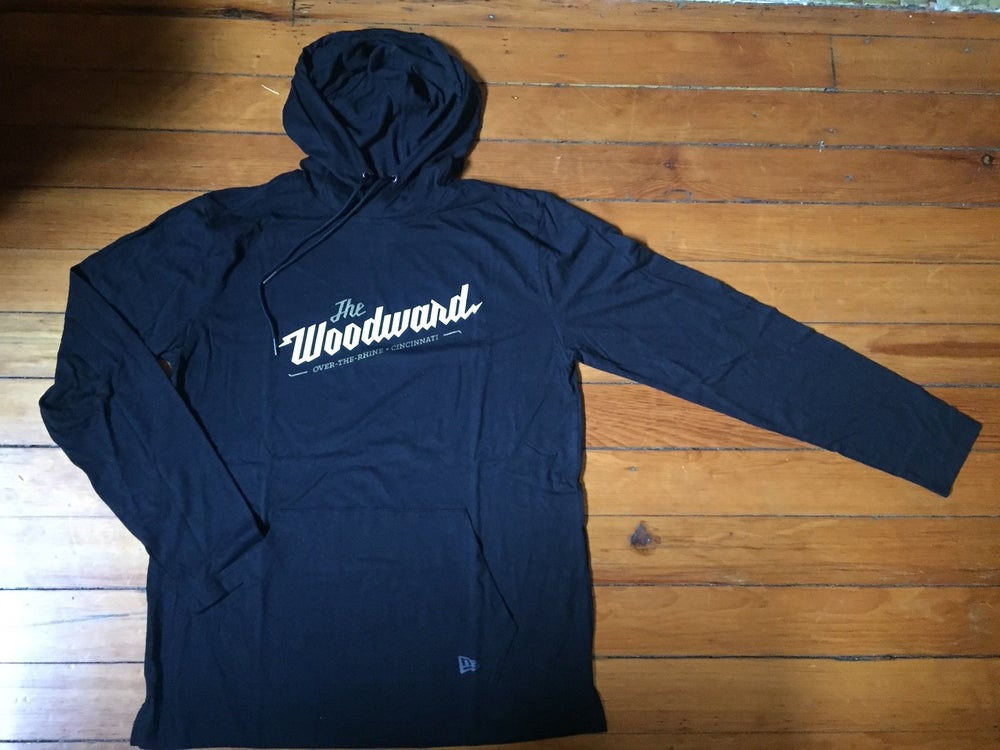 """Image of """"Woody Hoody"""" Light Weight Pullover"""