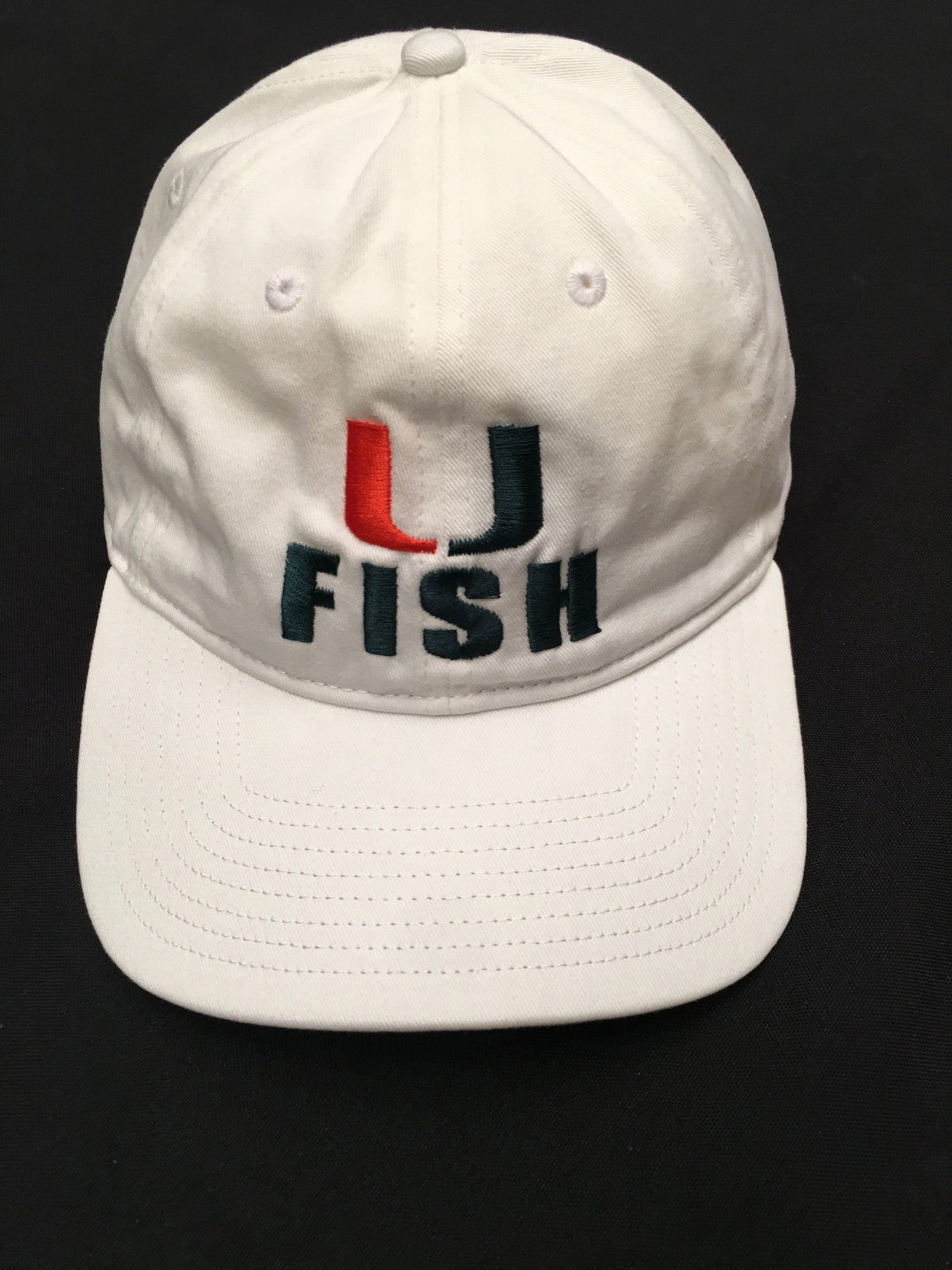 Image of U Fish hat