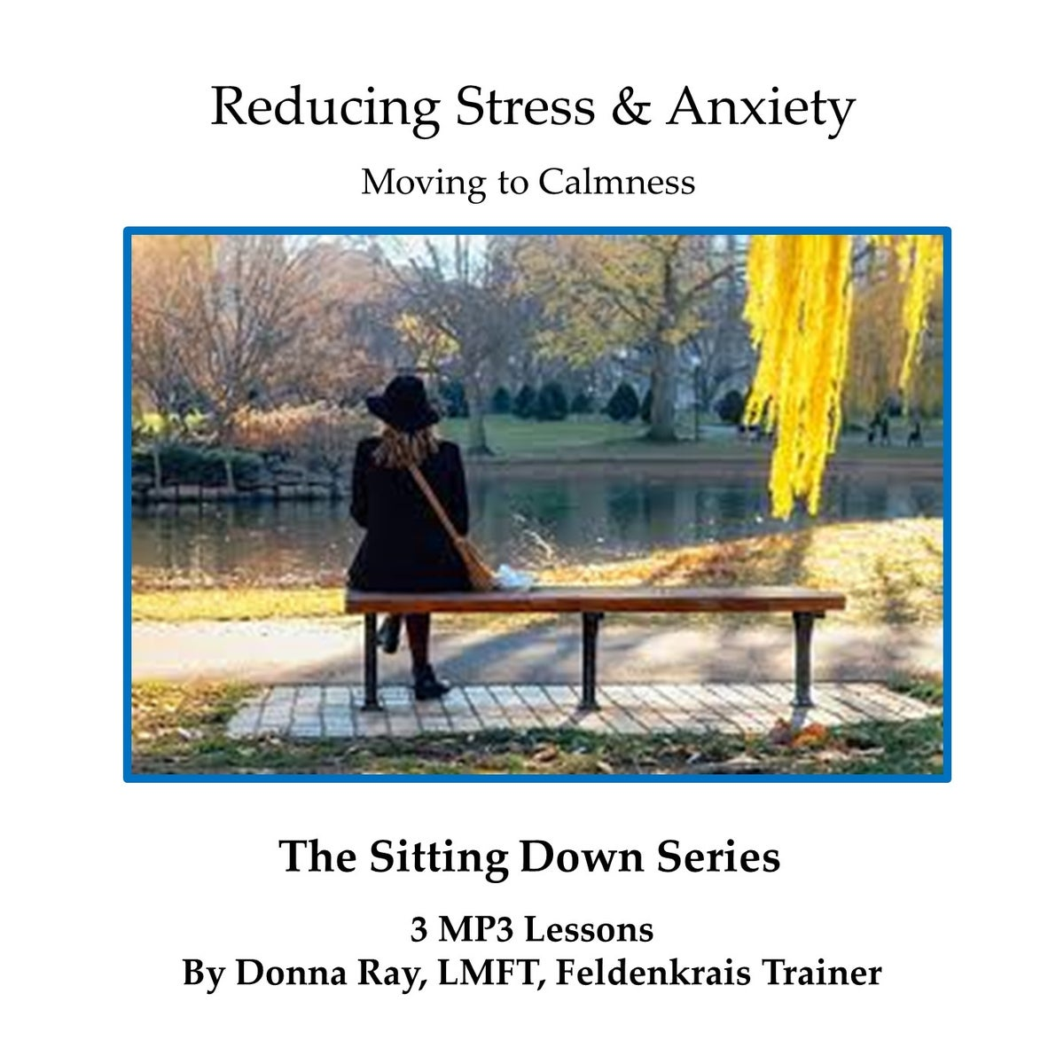 Image of Reducing Stress & Anxiety - The Sitting Series