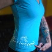 Image of KillerLogo V-Neck Girlie Shirt
