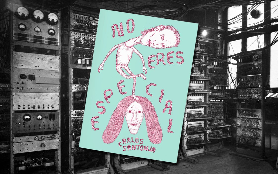 Image of NO ERES ESPECIAL (DIGITAL)