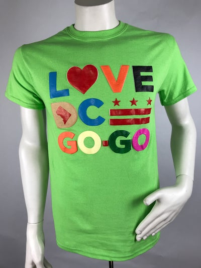 "Image of Love DC Go-Go ""Tree Frog"""