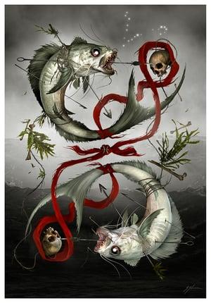 HORRORSCOPES - The Dark Zodiac: PISCES