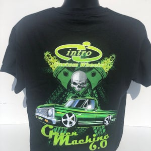 """Image of """"Green Machine"""" T-Shirt"""