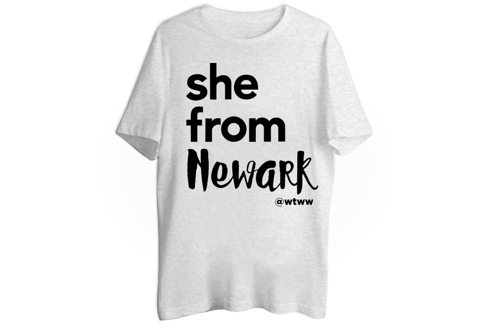 Image of she from Newark