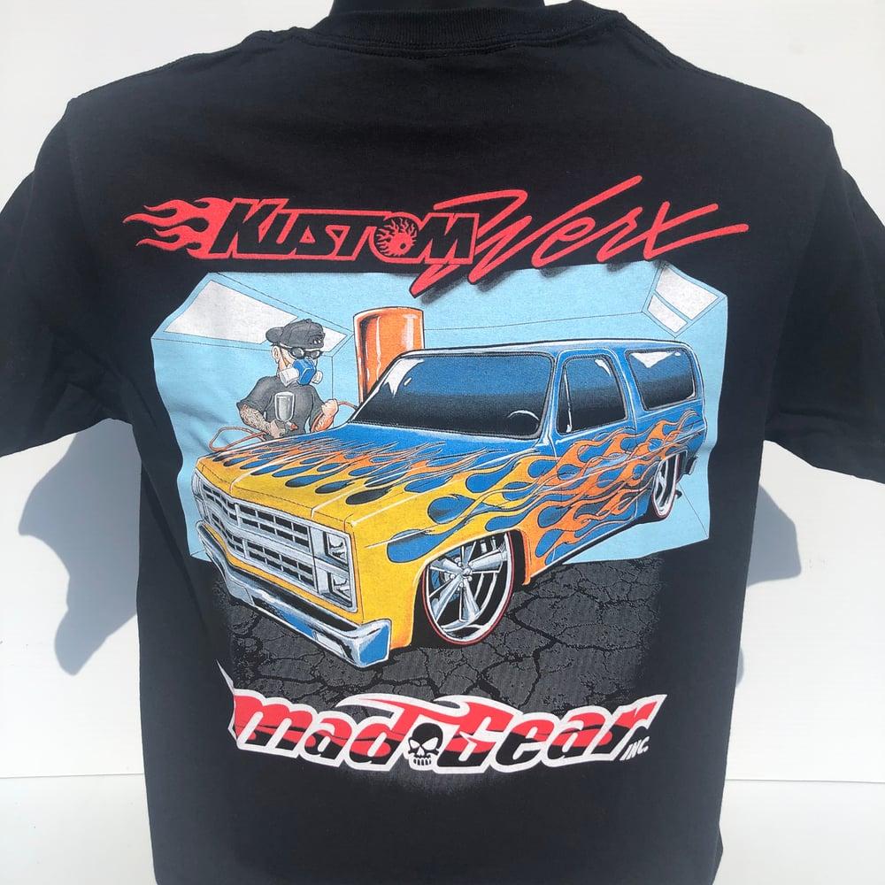 Image of Kustom Werx Blazer T-Shirts