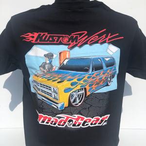"""Image of """"Kustom Werx Blazer"""" T-Shirt"""