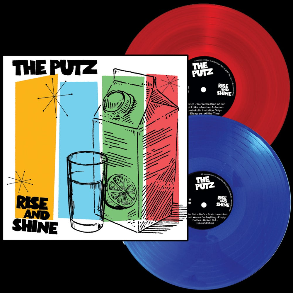 "Image of PRE ORDER LP: The Putz ""Rise and Shine"""