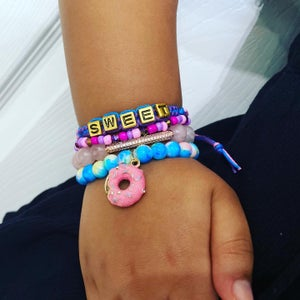 Sweet As Can Be- Stackable for Little Girl