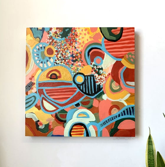 Image of May-Original Acrylic Painting
