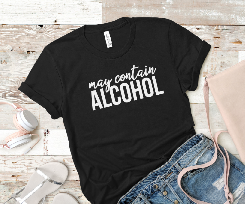 Image of May Contain Alcohol