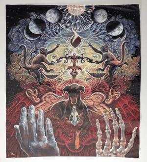 """Threshold"" Tapestry"