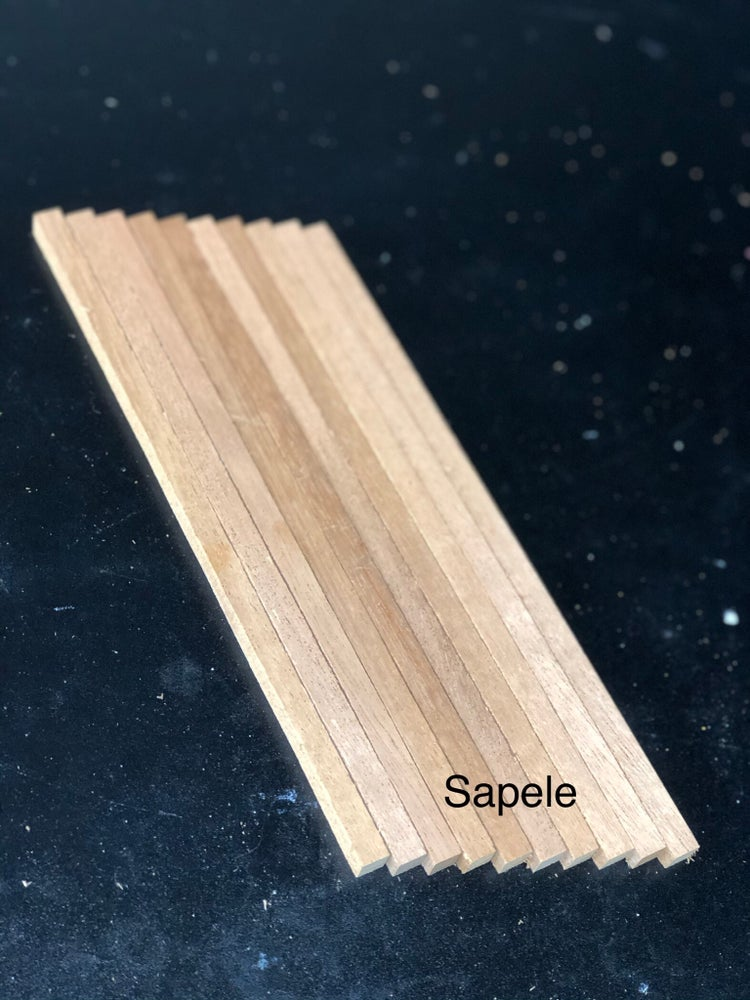 Image of Chopstick Blank Packs - 10 or 20