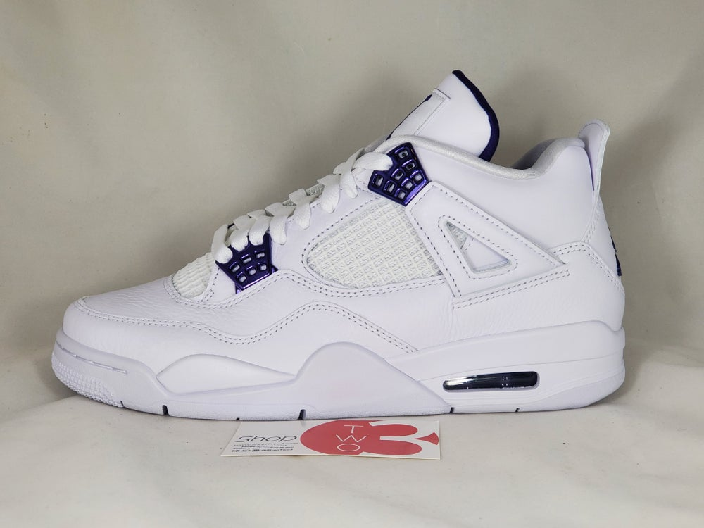 Image of Air Jordan 4 Retro Court Purple