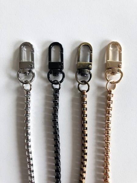 Image of Deluxe kæde til tasker
