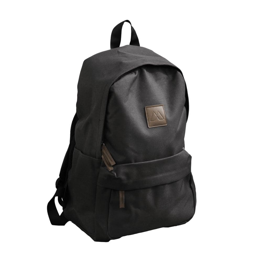 Image of Black Backpack