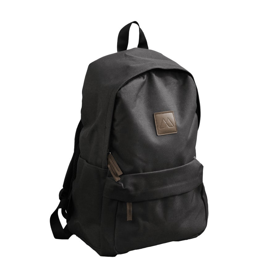 Image of Black Backpack