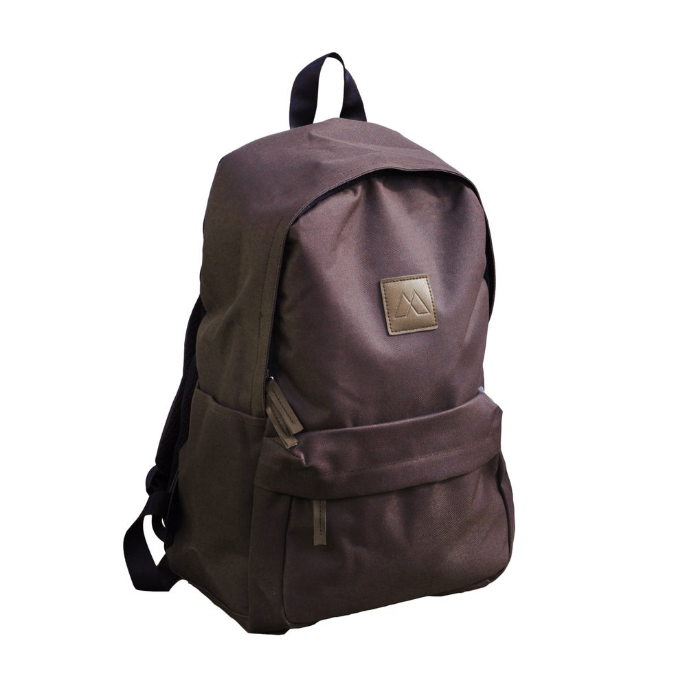 Image of Brown Backpack