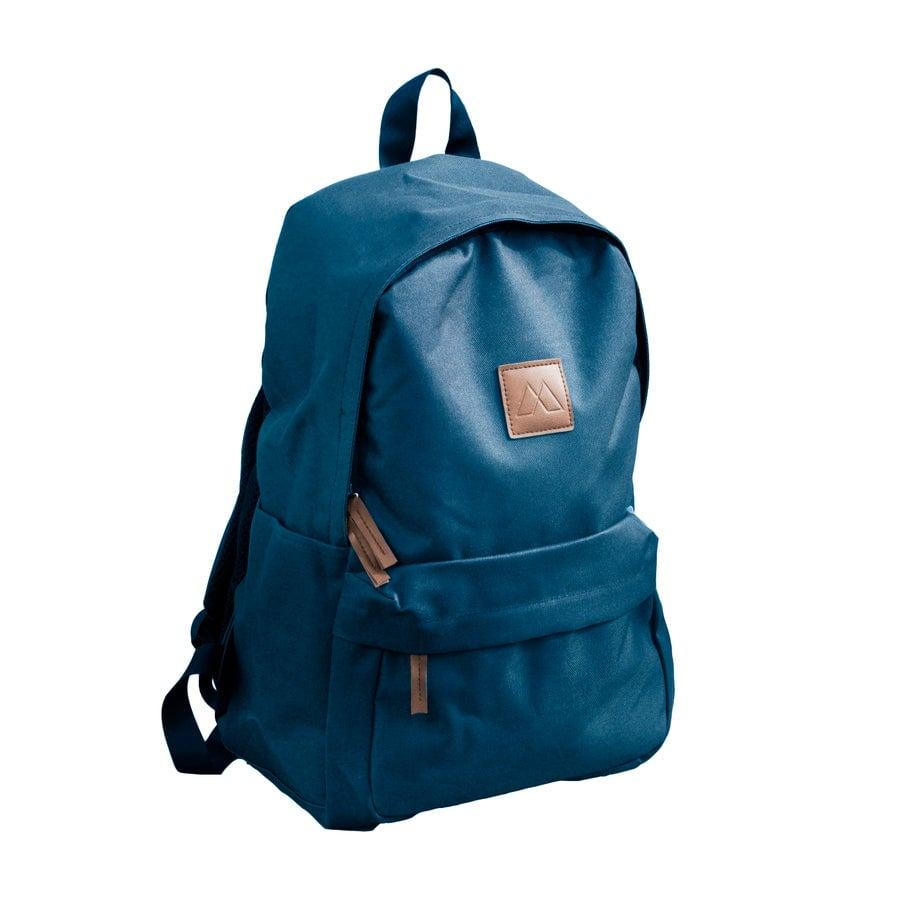 Image of Blue Backpack