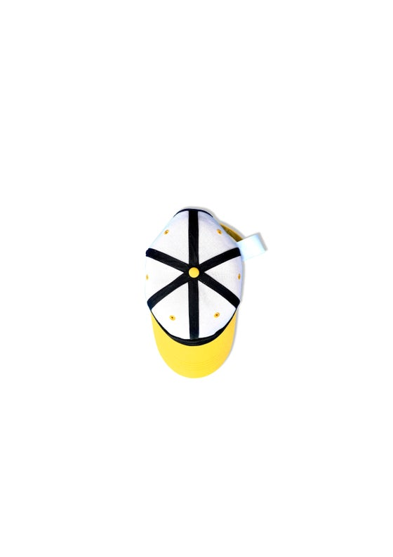 Image of RALLY CAP (CAUTION YELLOW)
