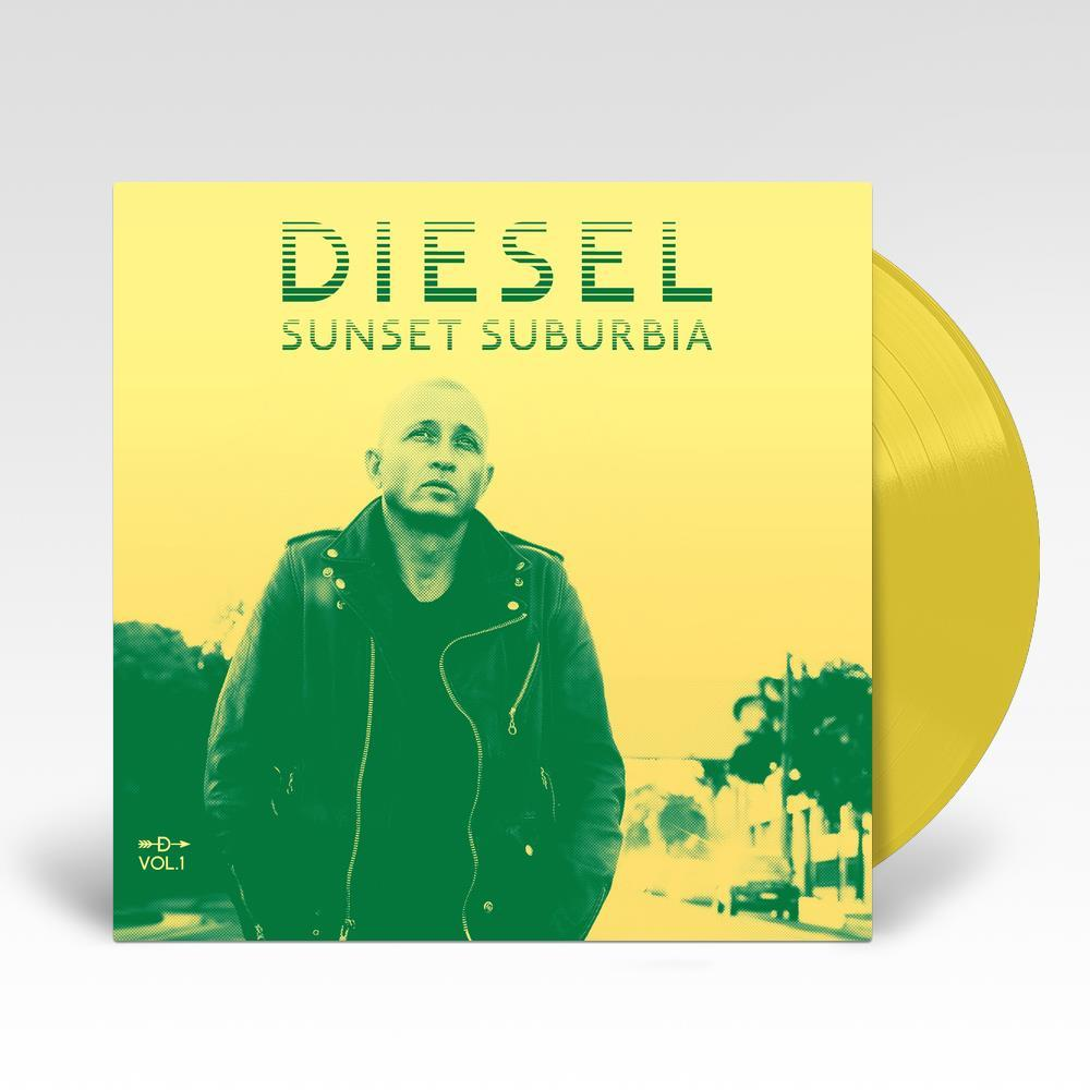 Image of Sunset Suburbia EP [Vol. 1] - Vinyl