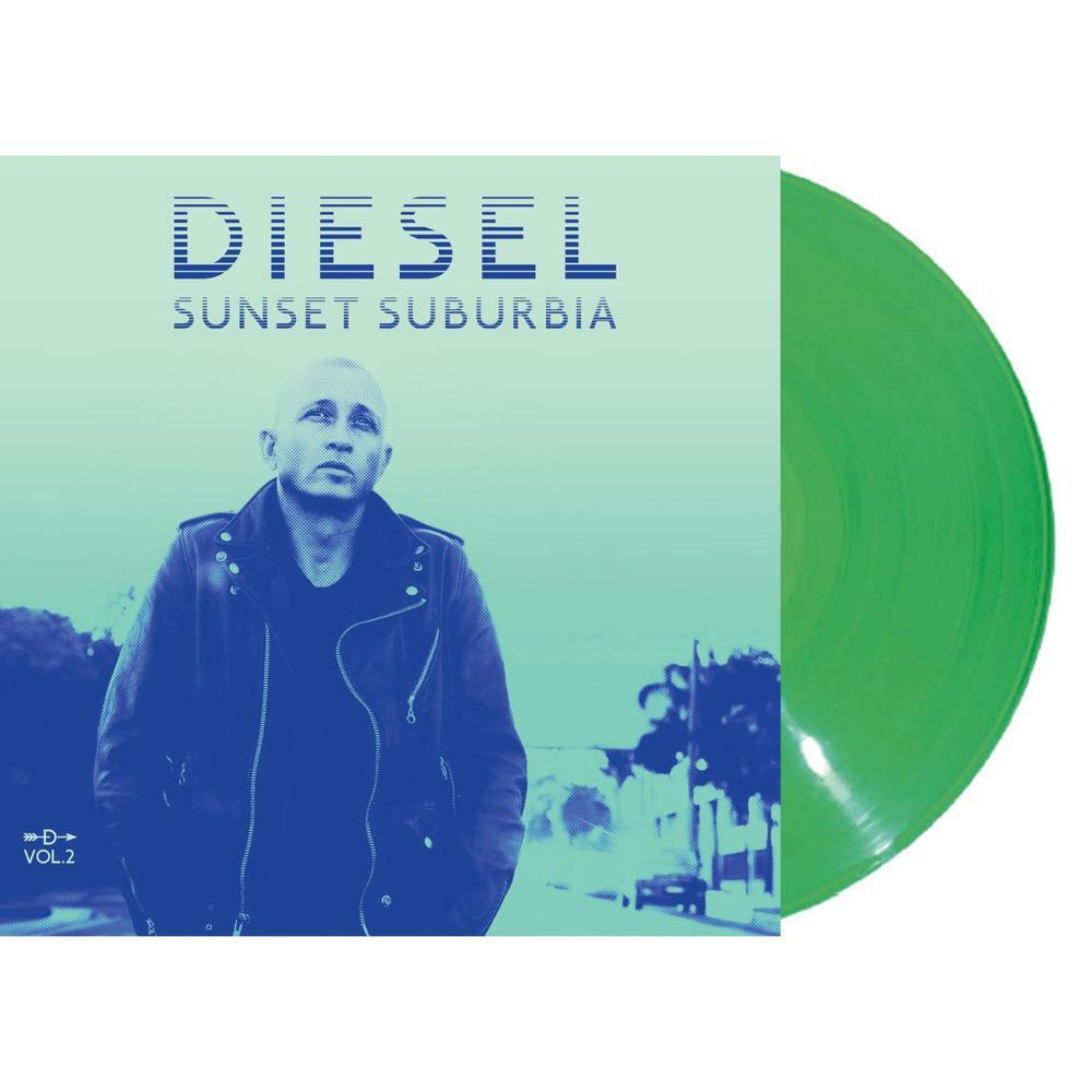 Image of Sunset Suburbia EP [Vol. 2] - Vinyl