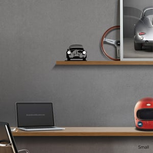 Image of 1960's 356 TRIBUTE WALL DECAL