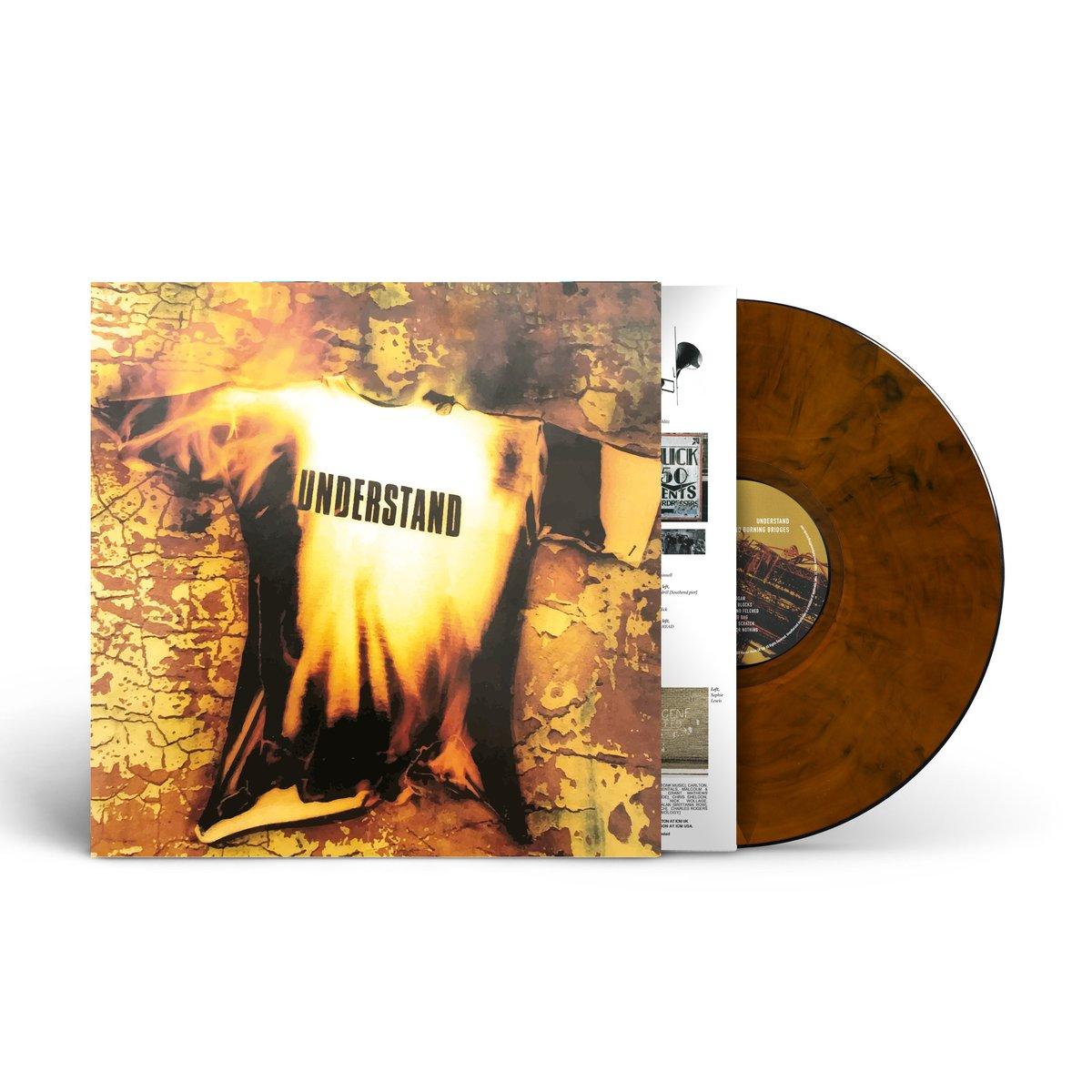 Image of Understand - Burning Bushes and Burning Bridges LP (Pre-Order)