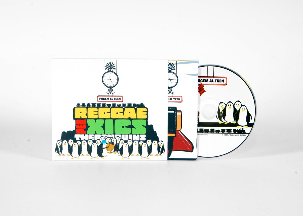 "The Penguins, ""Reggae per xics 2: pugem al tren"""
