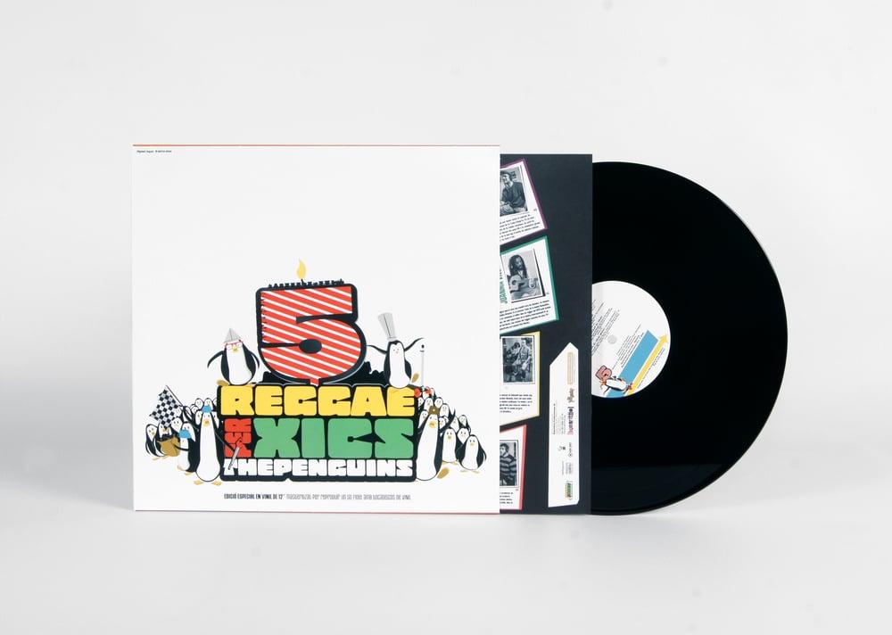 "The Penguins ""X"" + ""Reggae per Xics 5 anys"" LP"