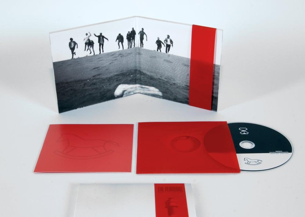 """The Penguins """"Herois de Cartro"""" CD"""