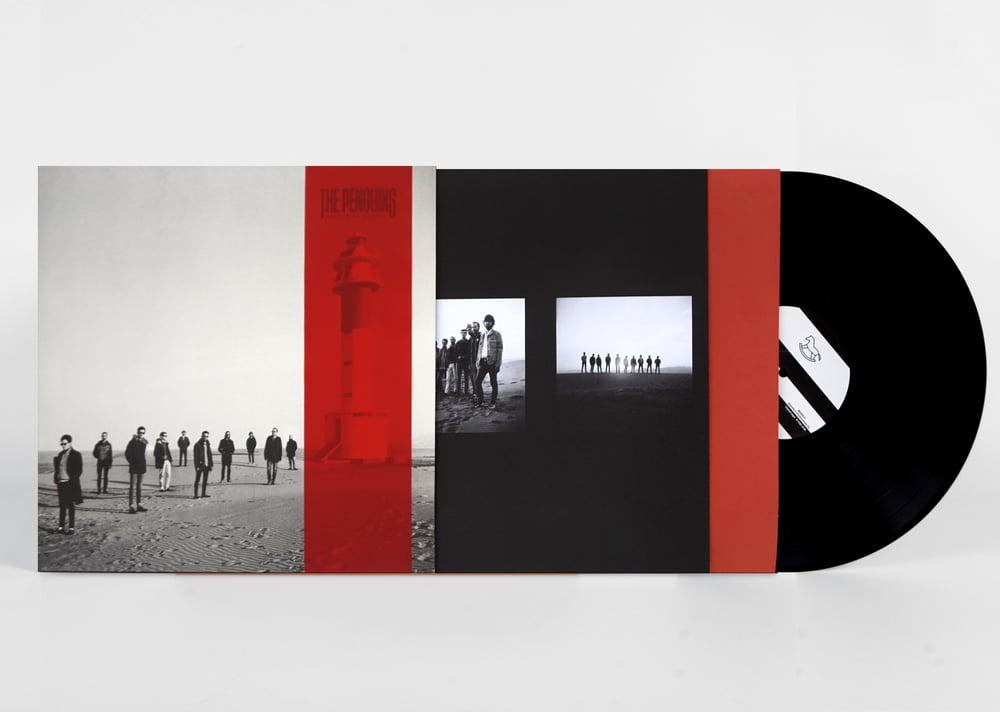 """The Penguins """"Herois de Cartro"""" LP"""