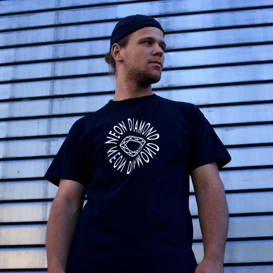 Image of Neon Diamond T-Shirt