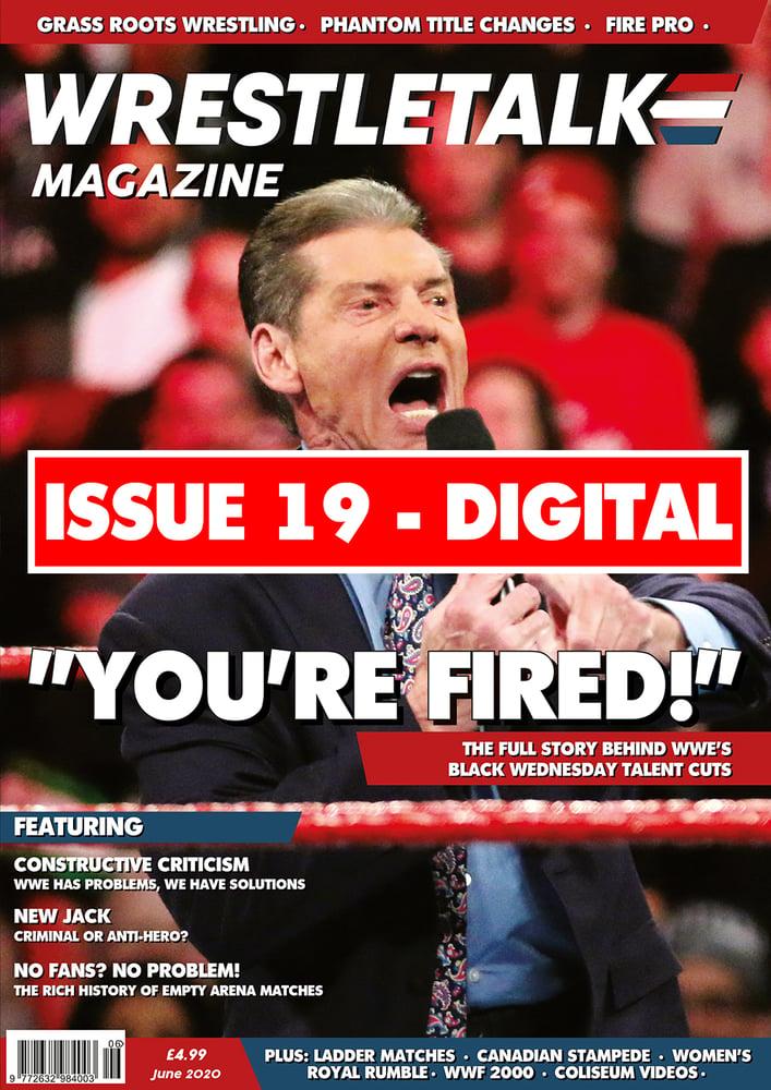 Image of DIGITAL - WrestleTalk Magazine Issue 19