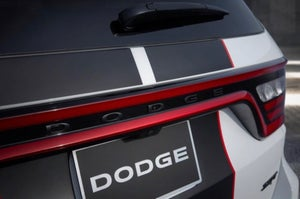 Image of Dodge Durango REAR Blackout emblem set (3)