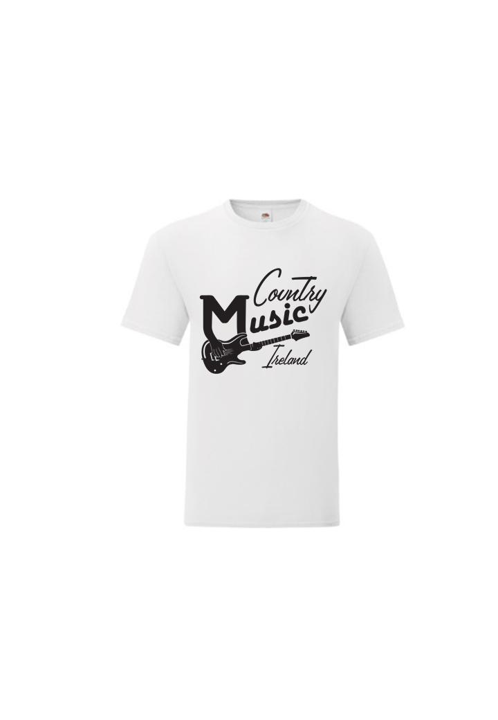 Country Music Ireland T-Shirt
