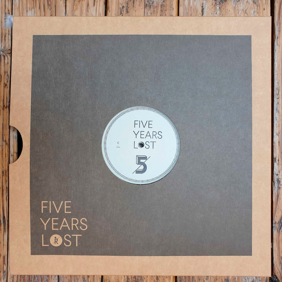 Ritter Butzke Compilation - 5 Years Lost (Vinyl)
