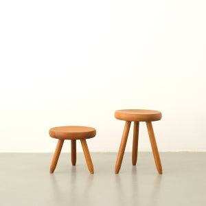 Image of Tabouret Berger Stool - Low
