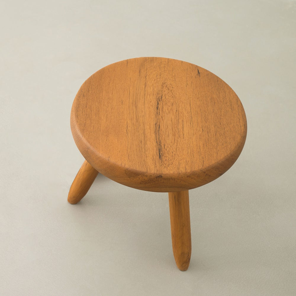 Image of Tabouret Berger Stool - High